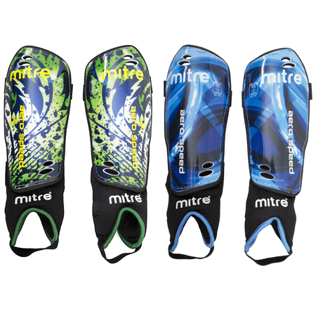 Mitre Aerospeed Adult Shinguard, Assortment Ccm Kids Shin Guard