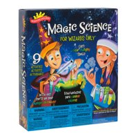 Scientific Explorer Magic Science for Wizards Only Kit, 1 Each