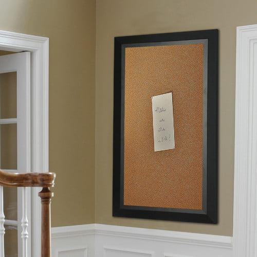 Brayden Studio Avendano Wall Mounted Bulletin Board