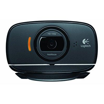 logitech hd webcam c525, portable hd 720p video calling with autofocus