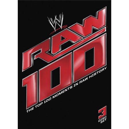 Top 100 Moments in Raw History