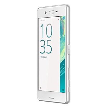 Sony Xperia X Performance Unlocked Smartphone W  64Gb Microsdxc  White