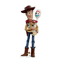 "Woody & Forky Disney/Pixar Toy Story 4, Advanced Graphics Standup, 60"" x 23"""