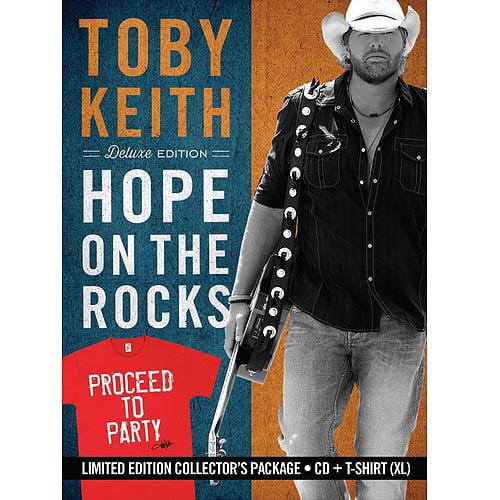 Anderson Keith,toby          Exc-hope/rocks-tshir