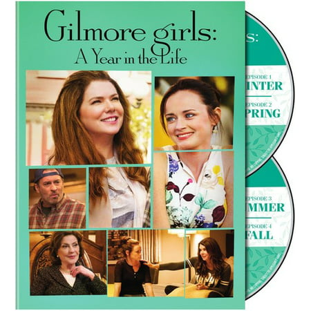 Gilmore Girls: A Year in the Life (DVD) (Gilmore Girls Dvd)