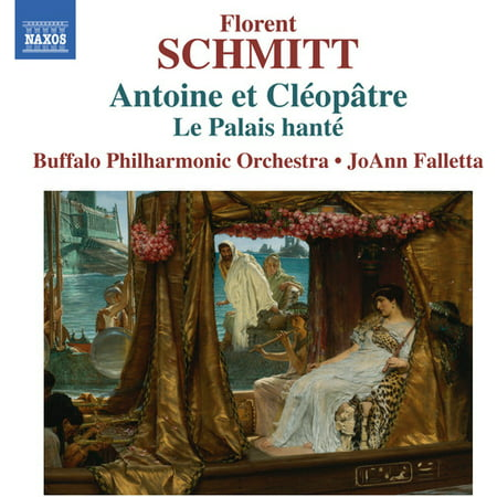 Schmitt: The Haunted Palace - Anthony & Cleopatra, Suites 1 &