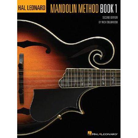 Hal Leonard Mandolin Method - Book 1 ()
