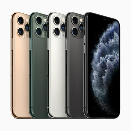 Apple iPhone 11 Pro 64GB Midnight Green Fully Unlocked A Grade Refurbished Smartphone