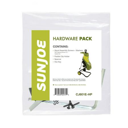 Sun Joe CJ601E/602E Electric Chipper + Shredder Hardware Pack