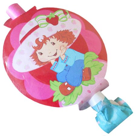 Strawberry Shortcake 'Bestfriends' Blowouts / Favors (8ct) (Strawberry Shortcake Birthday Supplies)
