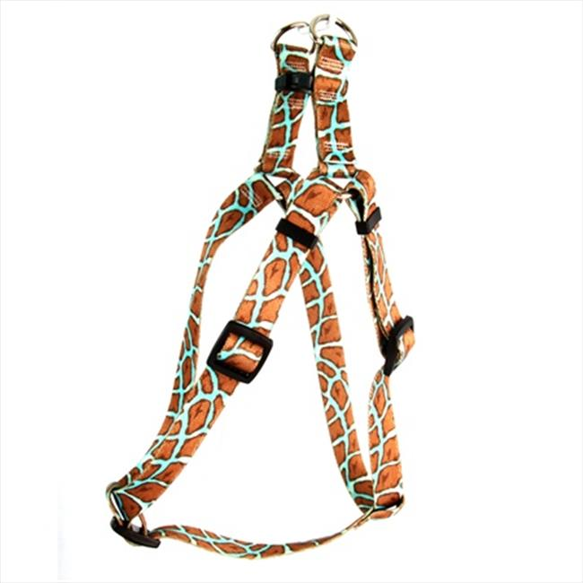 Yellow Dog Design Giraffe Step-In Harness