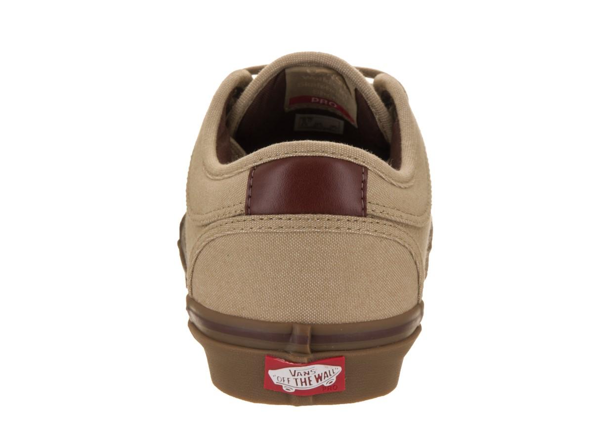 vans chukka low cornstalk & gum skate shoes