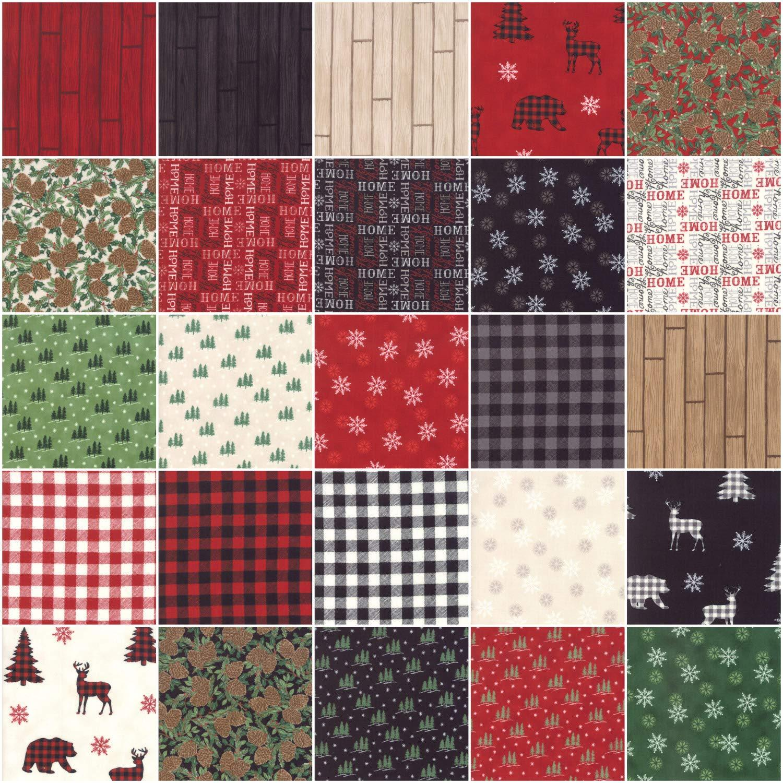 Llama Love 22 Fat Quarter Bundle by Deb Strain for Moda Fabrics