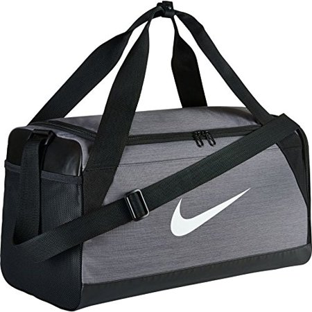573d1bea486 Nike BA5335-064  Brasilia (Small) Training UNISEX Duffel Bag FLINT GREY -  Walmart.com