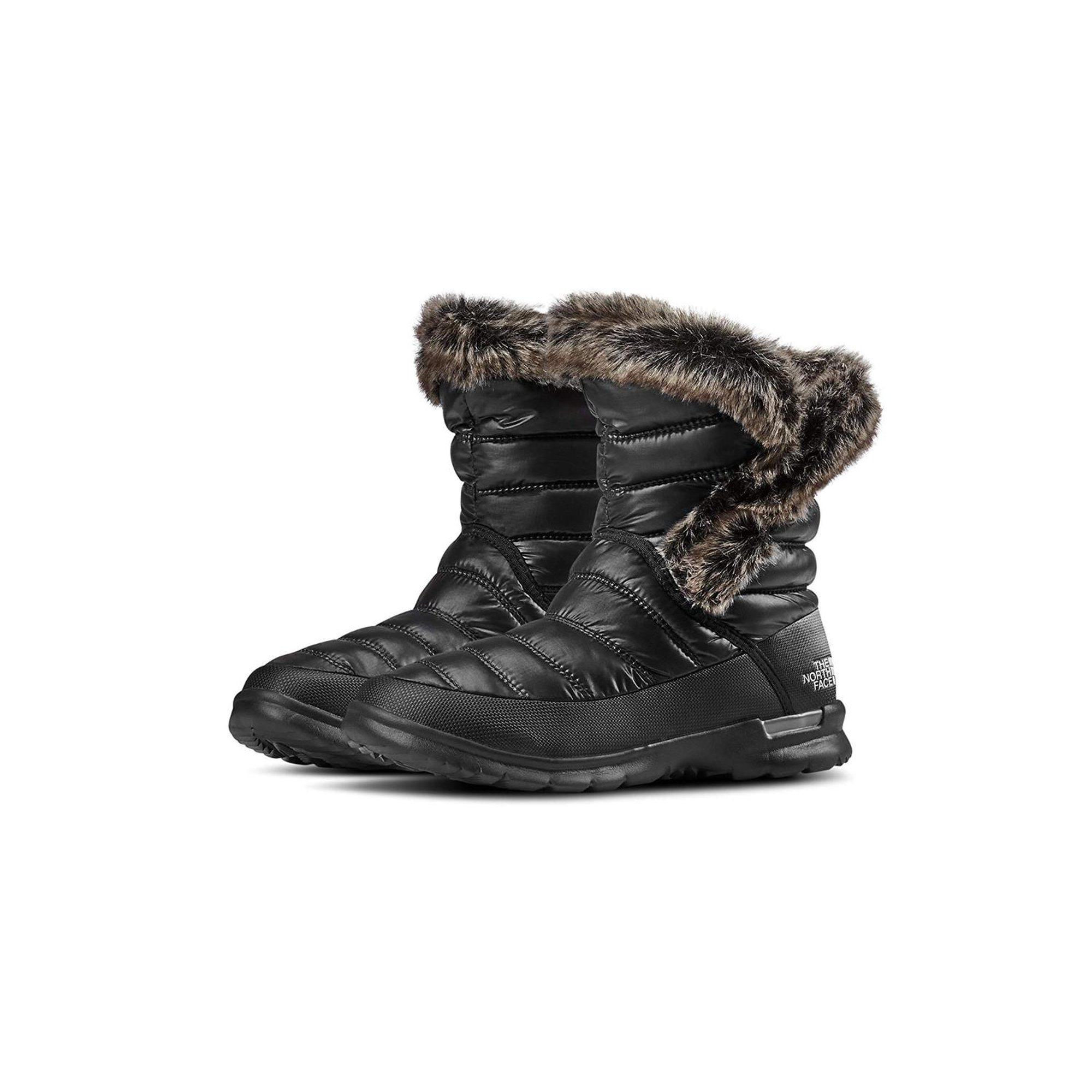 classic shoes united states great deals 2017 The North Face Womens Thermoball Microbaffle Bootie II Round ...