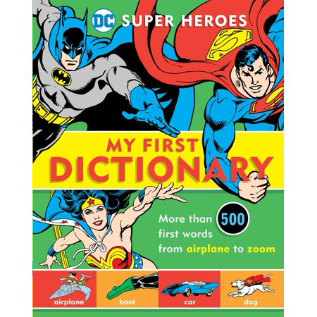 Super Heroes: My First Dictionary - Jesus Is My Superhero