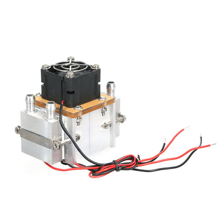 DIY 12V TEC Electronic Peltier Semiconductor Thermoelectric Cooler DIY  Refrigerator Water-cooling Air Condition Movement Cooling System for
