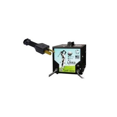 36 volt 21 amp lester golf cart battery charger with crow...