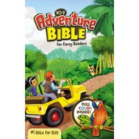Adventure Bible for Early Readers-NIRV (Revised) (Hardcover)