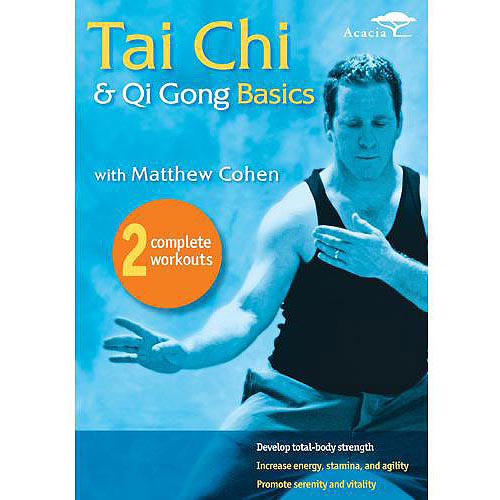 Tai Chi & Qui Gong Basics With Matthew Cohen by ACORN MEDIA
