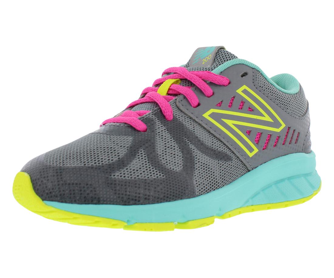New Balance 200 V1 Preschool Running Girl's Shoes