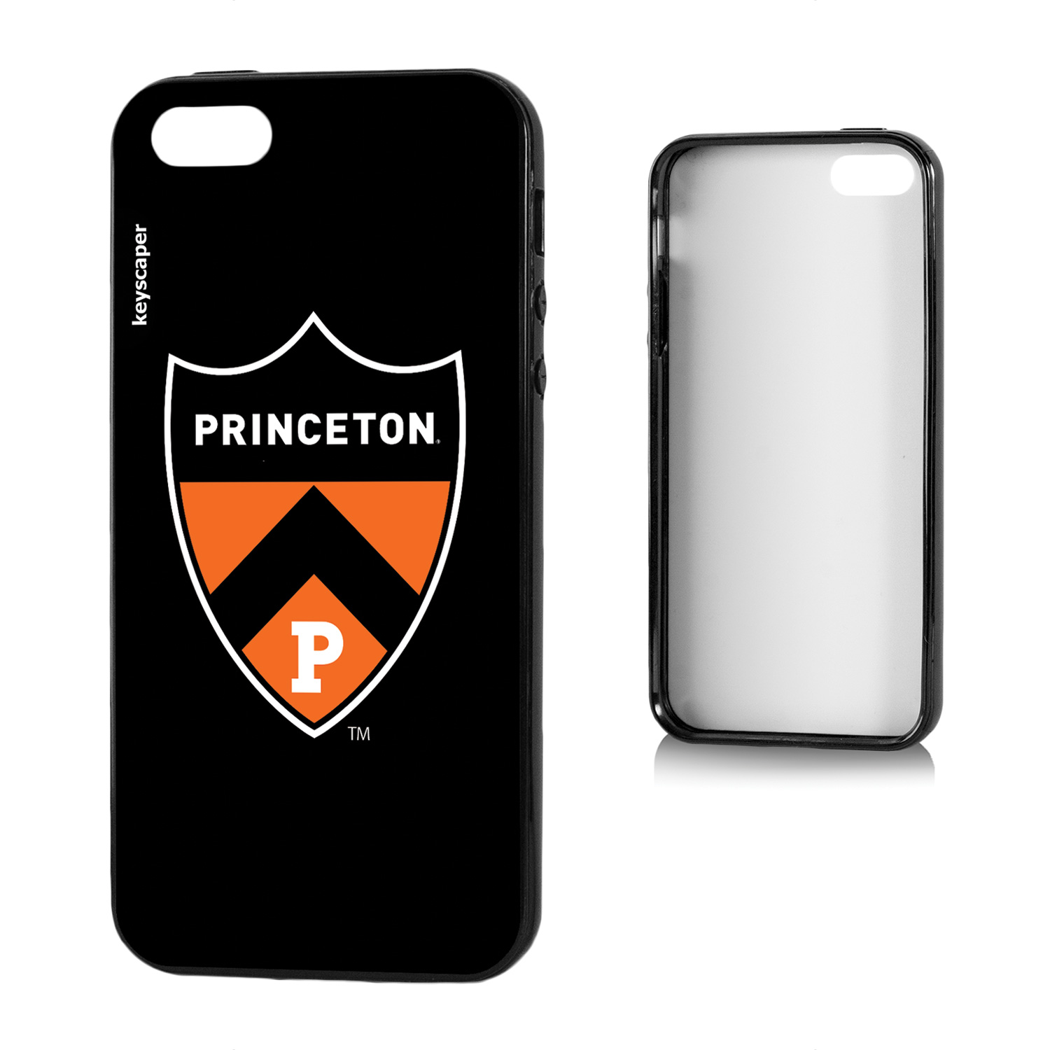 Princeton Tigers iPhone 5 and iPhone 5s Bumper Case