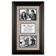 The James Lawrence Company Our Family Picture Frame