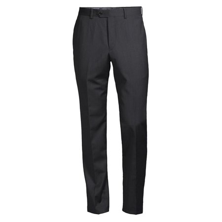 Mason Fit Hairline-Stripe Wool Suit Separate Pants