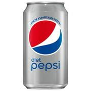 Diet Pepsi, 12 Fl Oz, 36 Ct