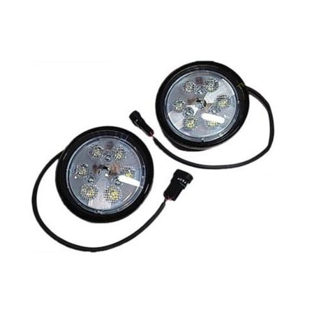PathFinder HDPL45 4-1/2in. LED Passing Lamps (Yamaha Passing Lamps)