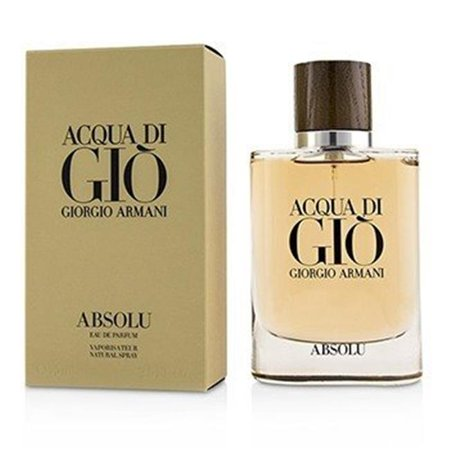 - Giorgio Armani 222039 75 ml & 2.5 oz Acqua Di Gio Absolu Eau De Parfum Spray