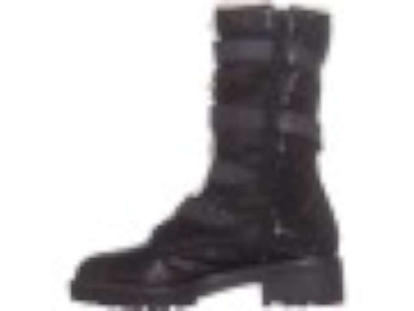 Kelsi Dagger Womens Mooreas Closed Toe Mid-Calf Cold Weather, Black, Size 7.0