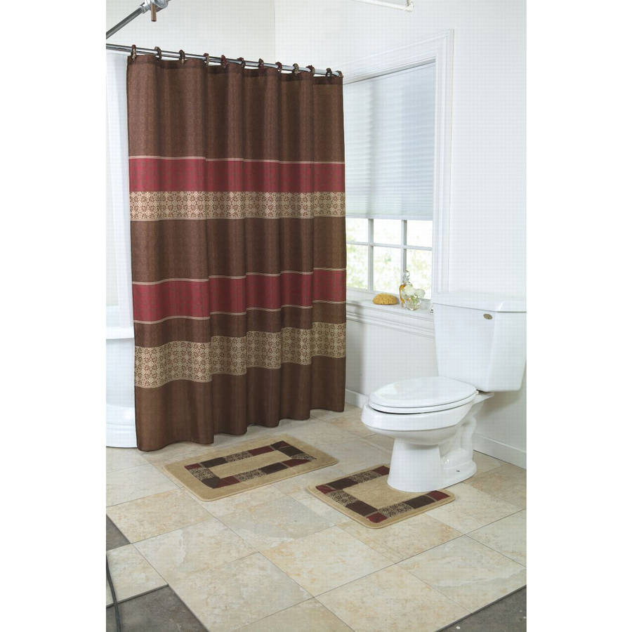 Mainstays 15-Piece Bathroom Sets