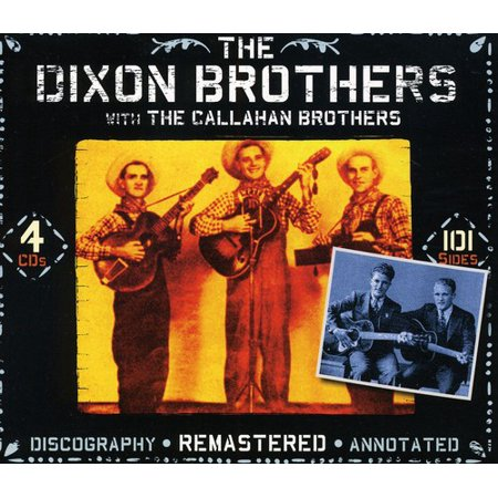 The Dixon Brothers (CD)
