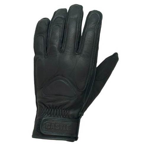 Castle Streetwear Deluxe Summer Womens Gloves Black