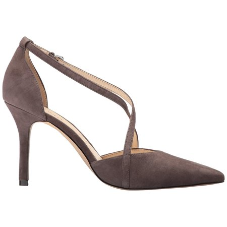 83e1b70da08f3 Nine West Womens Moria Pointed Toe Ankle Strap Classic Pumps - image 1 of 2  ...