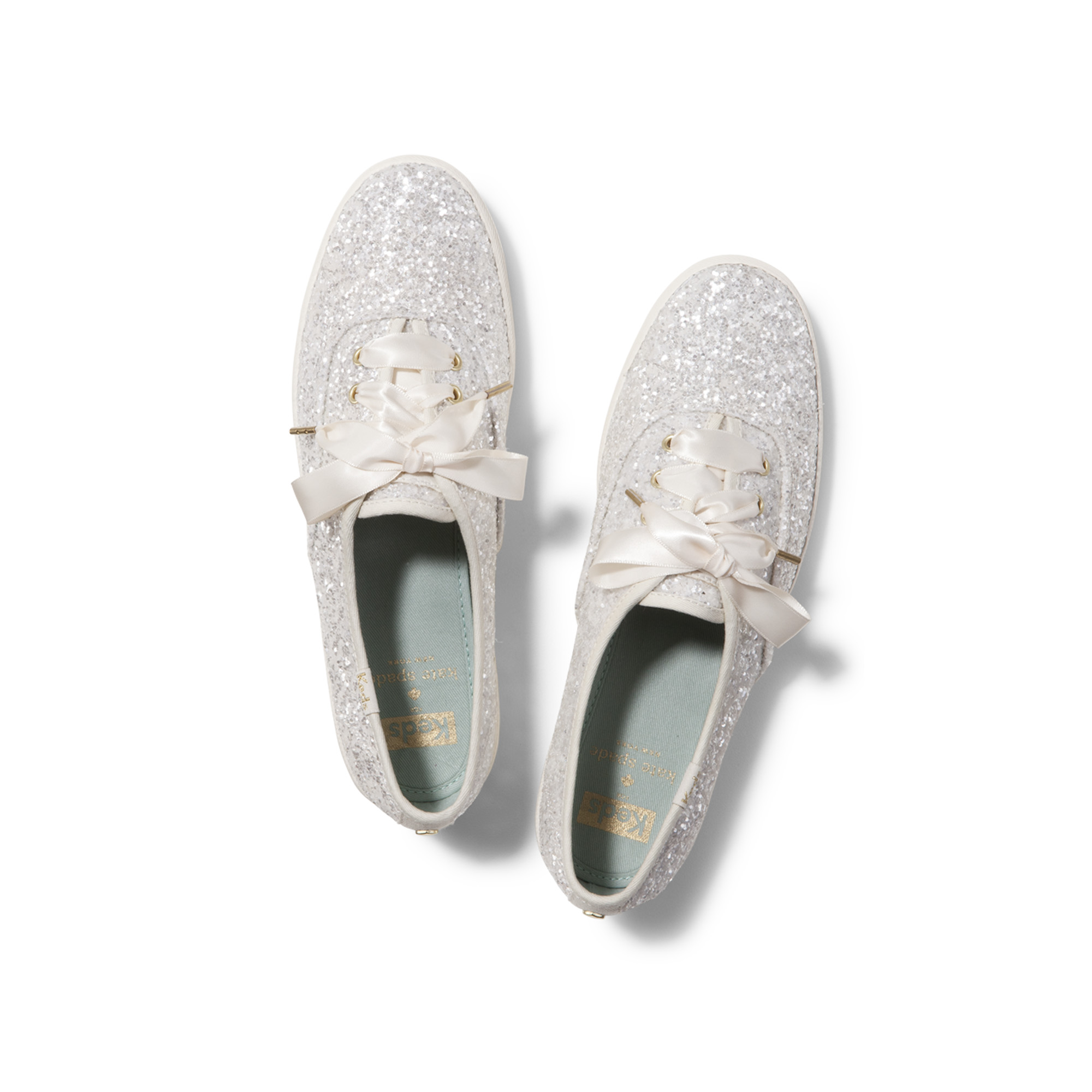 Champion Glitter Kate Spade Sneakers