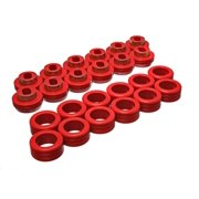 Energy Suspension Gm Body Mount Set - Red