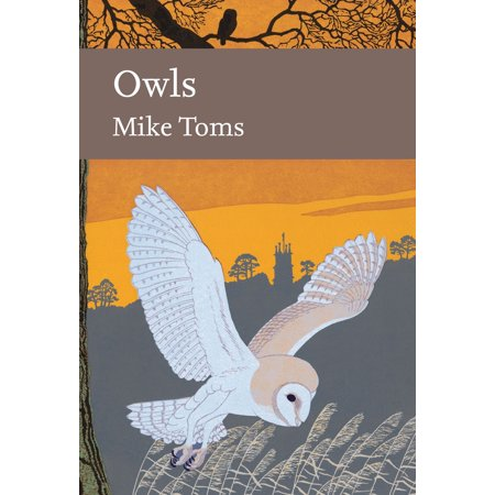 Owls (Collins New Naturalist Library, Book 125) - eBook - Jardines Naturalists Library