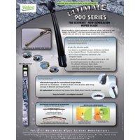 "Valeo 900226B Frameless ULTIMATE 22"" All-Season OE Replacement Wiper Blade"