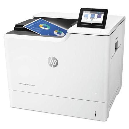 HP Color LaserJet Enterprise M653dn Laser Printer -HEWJ8A04A Best Color Laserjet Printer