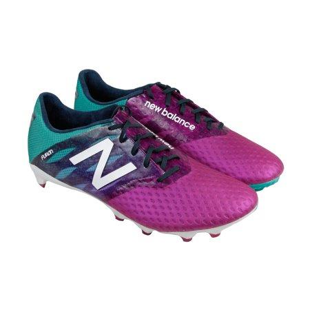 4d38f995dd582 New Balance Furon Pro FG Mens Pink Athletic Soccer Cleats Shoes -  Walmart.com