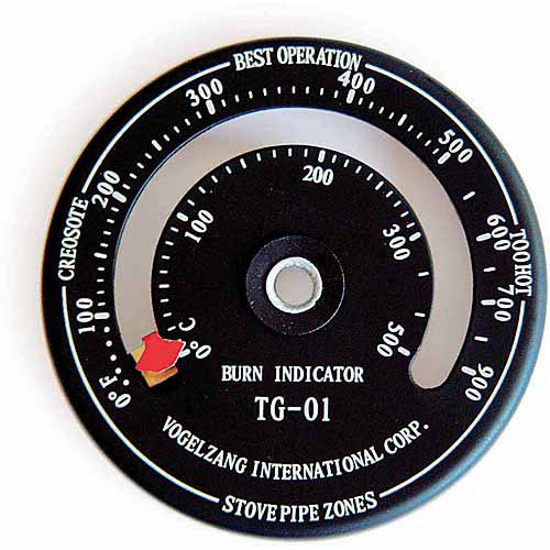 US Stove Temperature Gauge with Magnet
