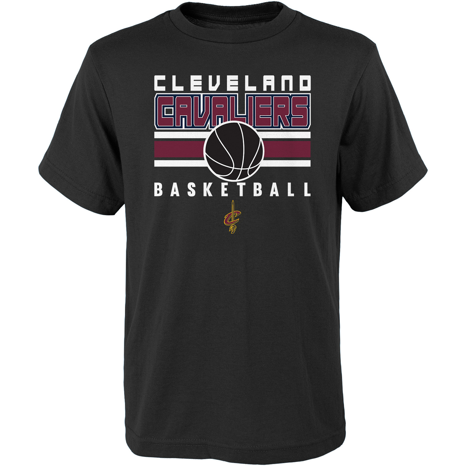 Youth Black Cleveland Cavaliers Alternate T-Shirt