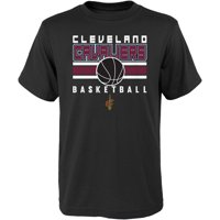3af5de9bf8dc Product Image Youth Black Cleveland Cavaliers Alternate T-Shirt