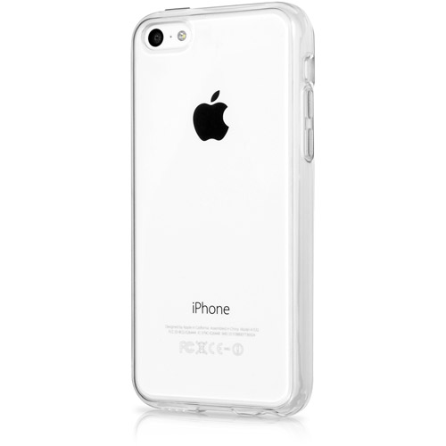 clear iphone 5c case iphone 5c v7 slim clear for apple iphone walmart 3765