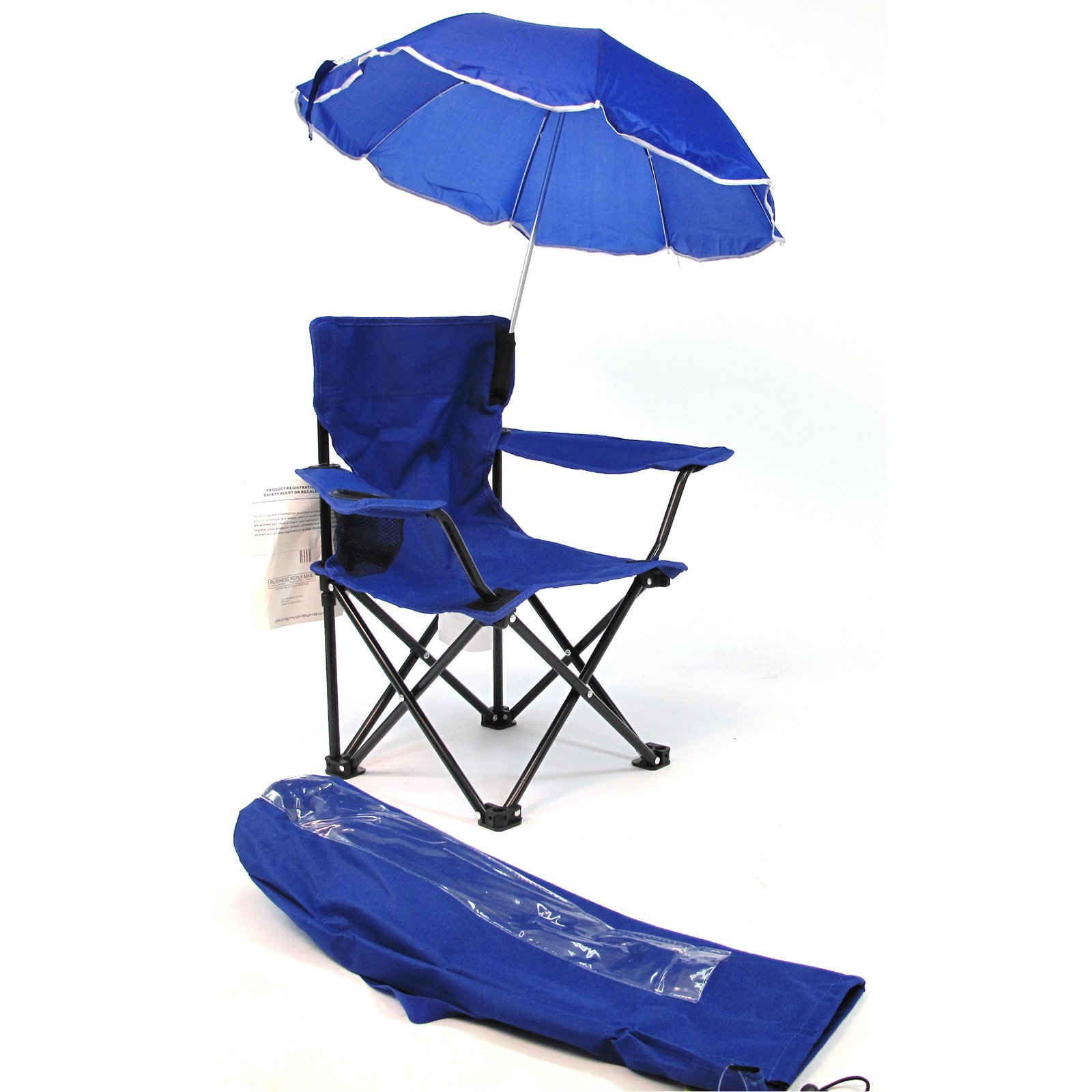 Beach Baby Kids Camp Chair With Umbrella   Walmart.com