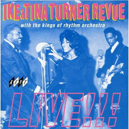 Ike & Tina Turner Revue Live (Tina Turner Halloween)