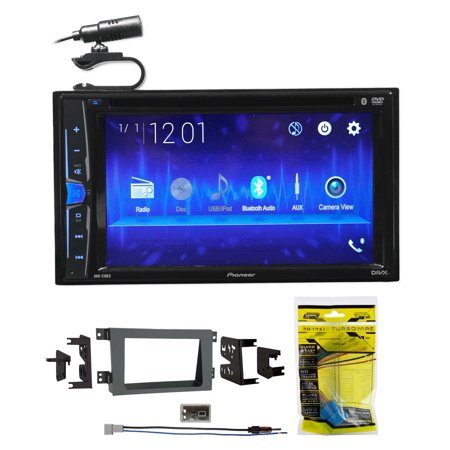 Pioneer DVD/CD Bluetooth Receiver iPhone/Android/USB For 2005-08 Honda Ridgeline (Honda Pilot Bluetooth)