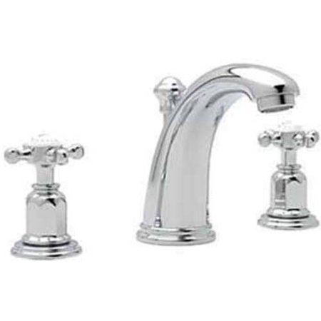 Rohl Bathroom Faucets : Rohl U3761 Perrin and Rowe Widespread Bathroom Faucet with Pop-Up ...
